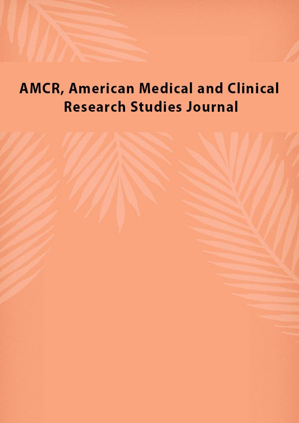 AMCR American Medical and Clinical Research Studies Journal