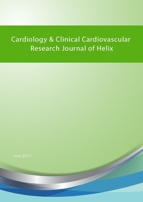 Cardiology And Clinical Cardiovascular Research Journal of Helix