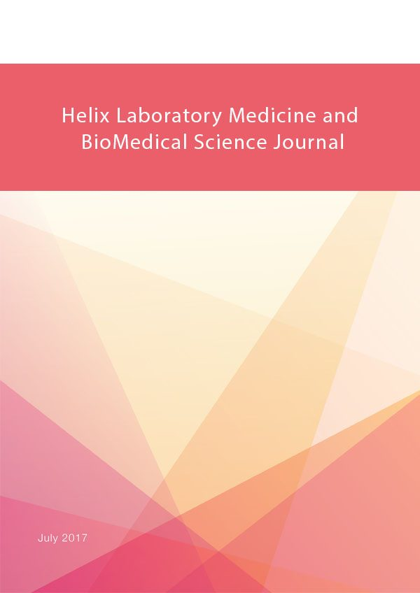 Helix Laboratory Medicine and BioMedical Science Journal