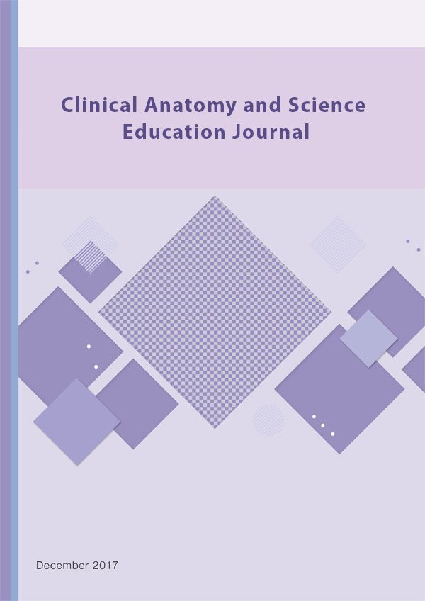 Clinical Anatomy And Science Education Journal Helix Health Science
