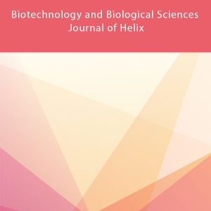 Biotechnology and Biological Sciences Journal of Helix