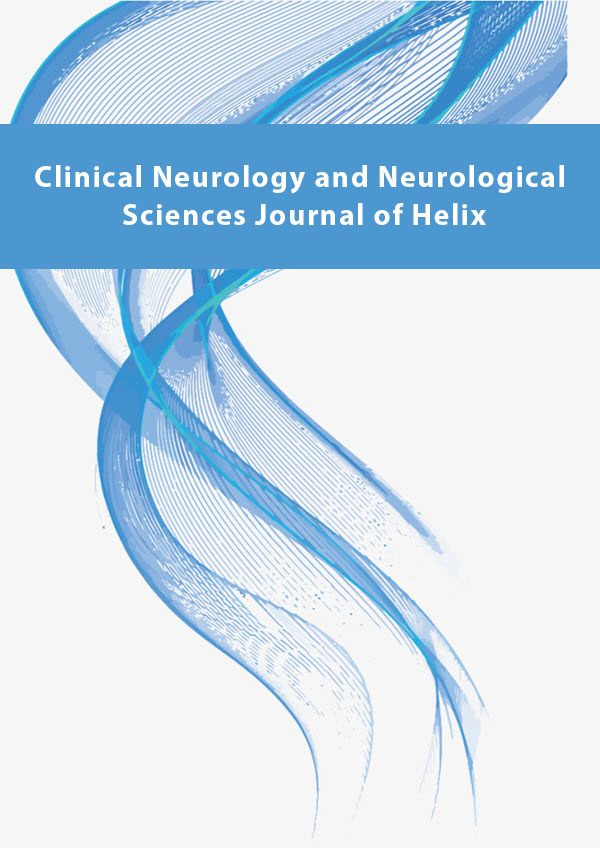 Clinical Neurology and Neurological Sciences Journal of Helix