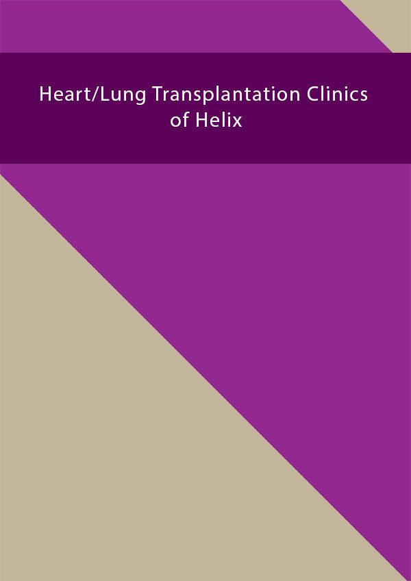 Heart Lung Transplantation Clinics of Helix