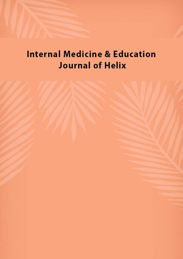 Internal Medicine Education Journal of Helix
