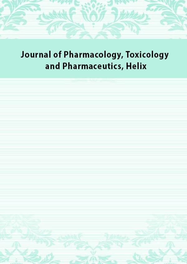 Journal of Pharmacology, Toxicology and Pharmaceutics, Helix