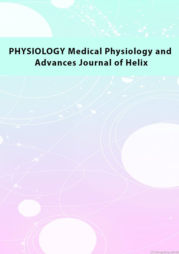 PHYSIOLOGY Medical Physiology and Advances Journal of Helix