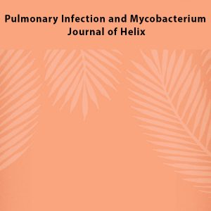 Pulmonary Infection and Mycobacterium Journal of Helix